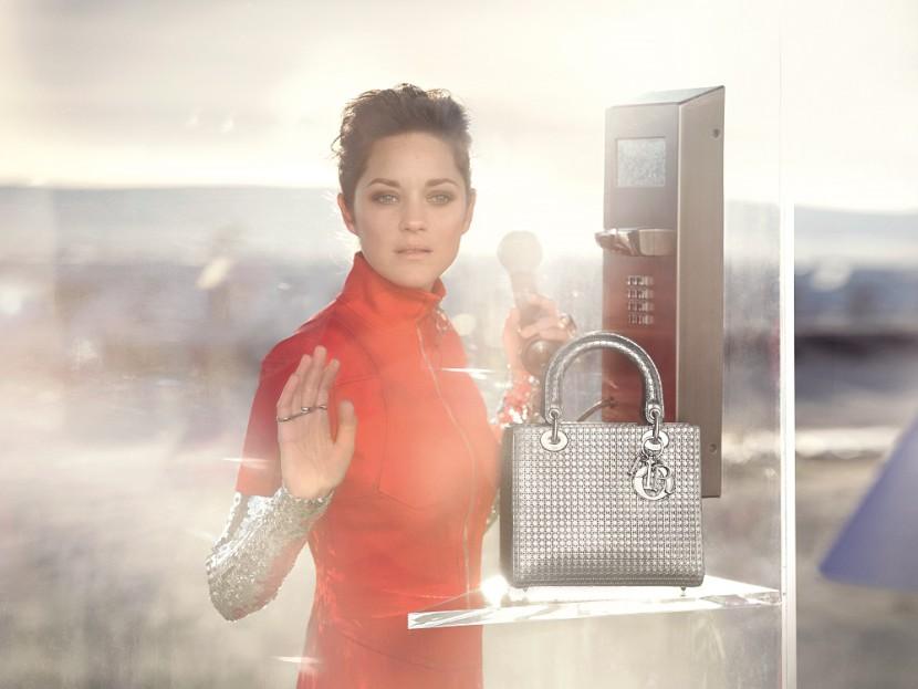 Marion Cotillard para Lady Dior