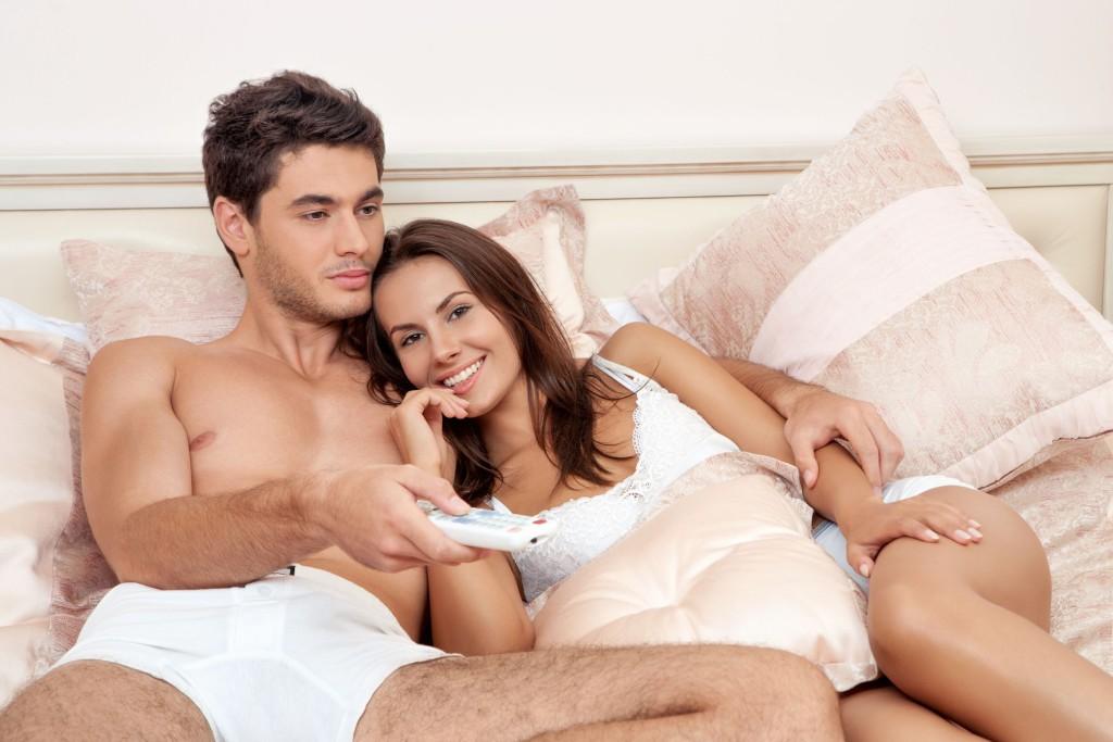 porno en pareja