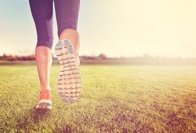 Guapa rima con buena salud ¡Ponte las zapatillas running!