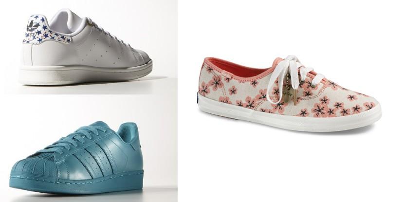 Las zapatillas de los famosos