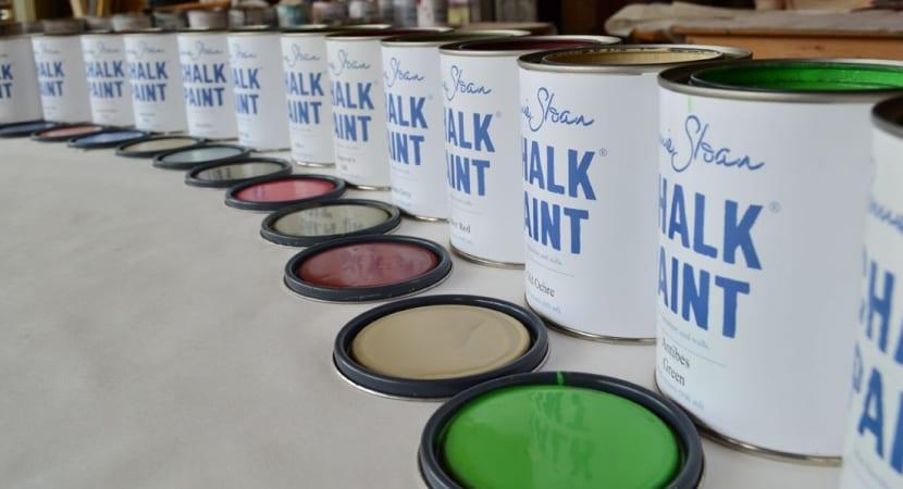 Annie-Sloan Cans