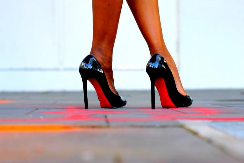 Caminar Tacones