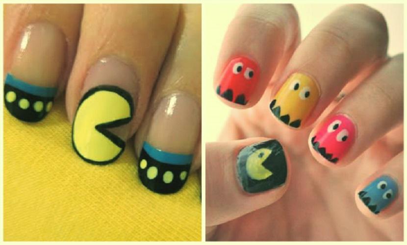 Diseño de uñas divertidos