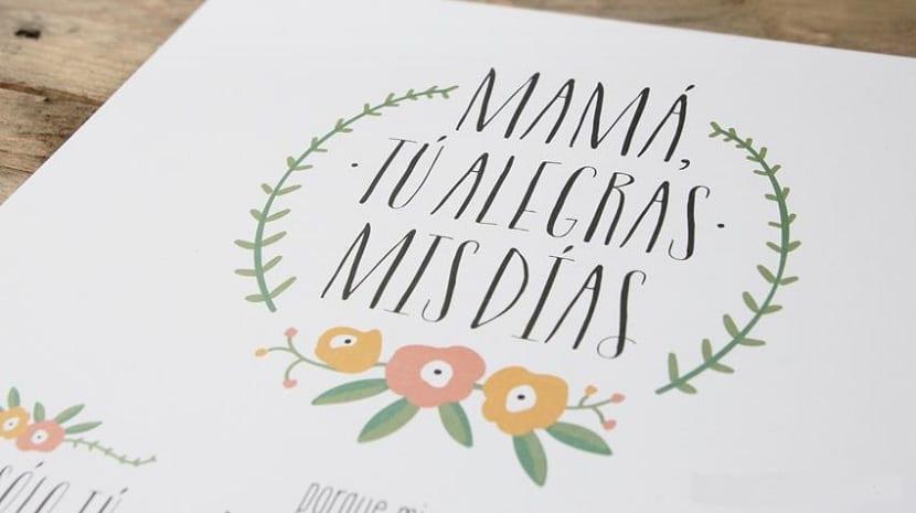 Ideas regalo día de la madre. 2 gif