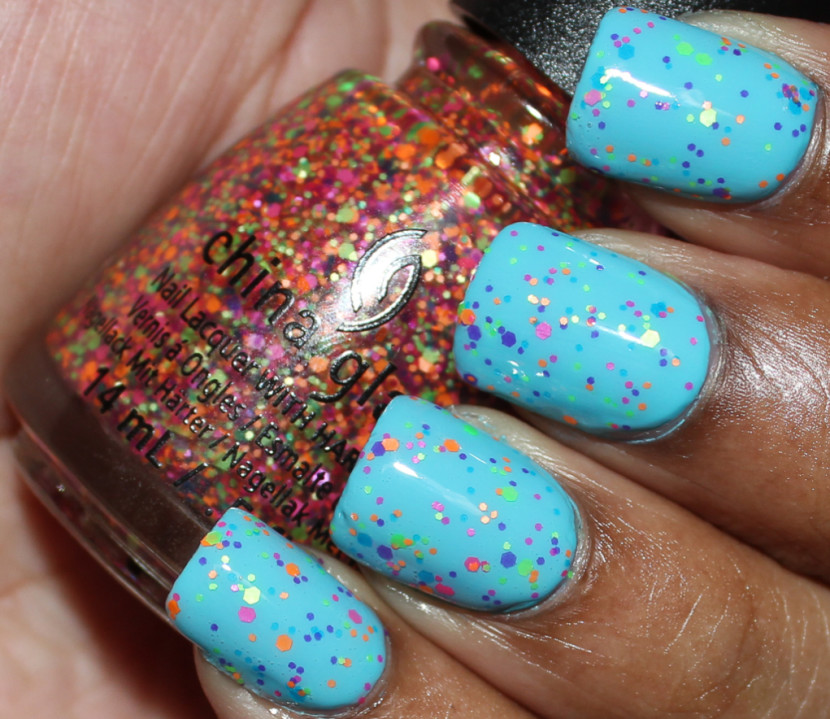 Point Me To the Party de China Glaze