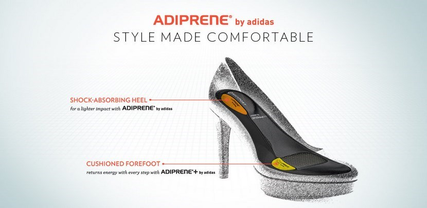 Zapatos Rockport con Adiprene