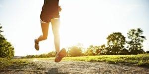 Carbonato de magnesio junto con el deporte para adelgazar