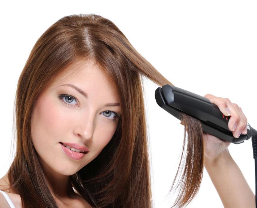 error planchar cabello