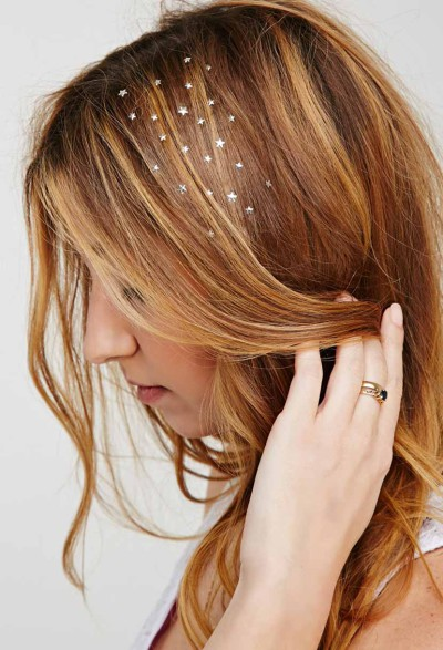 estrellas cabello