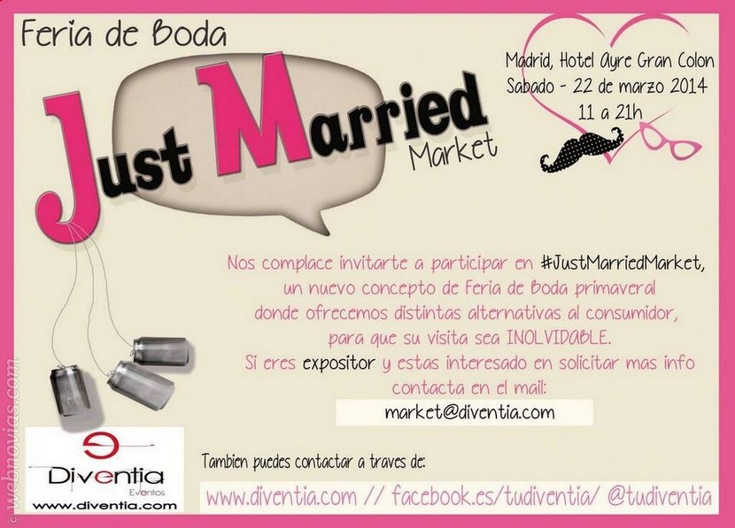 Just Married Market