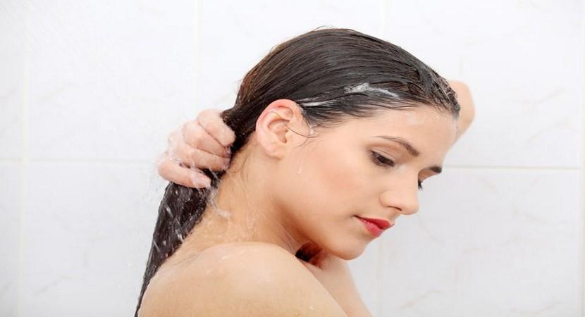 Limpieza del cabello