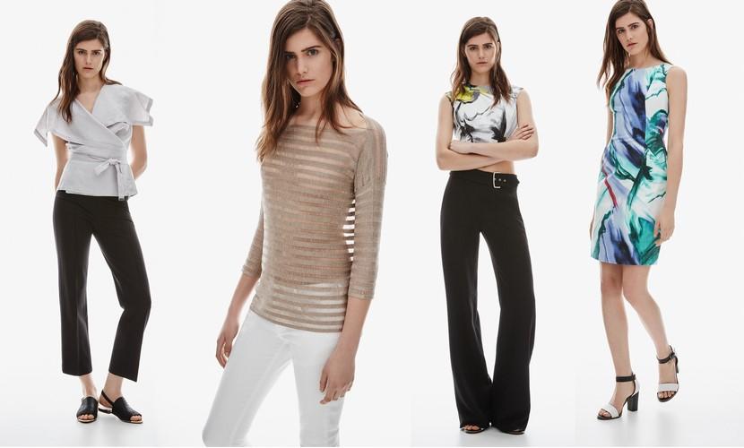 Colección de moda Massimo Dutti