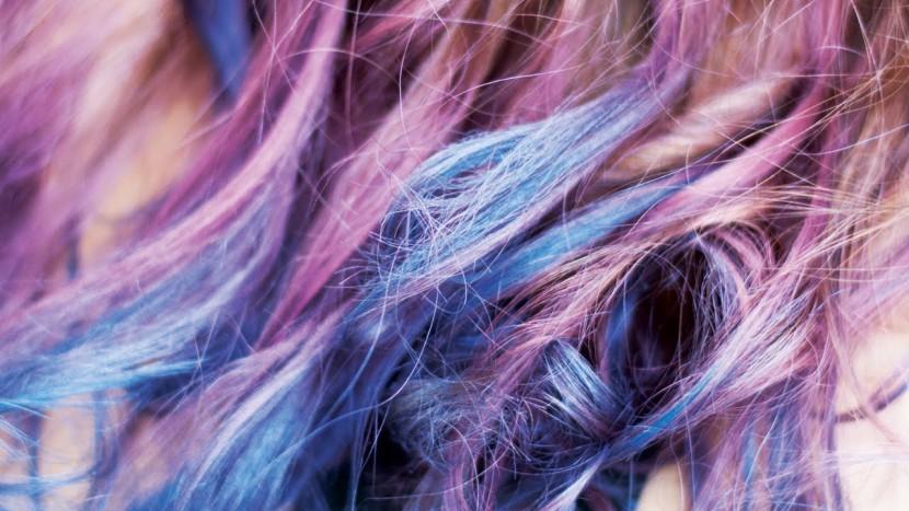 pelo unicornio cabello