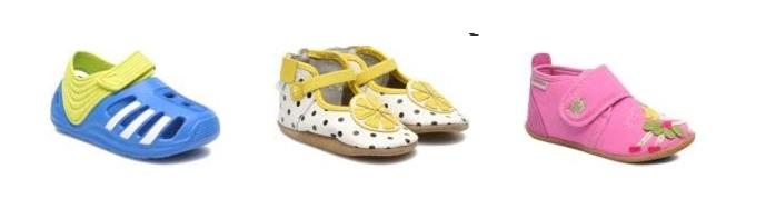 Zapatos para los más peques