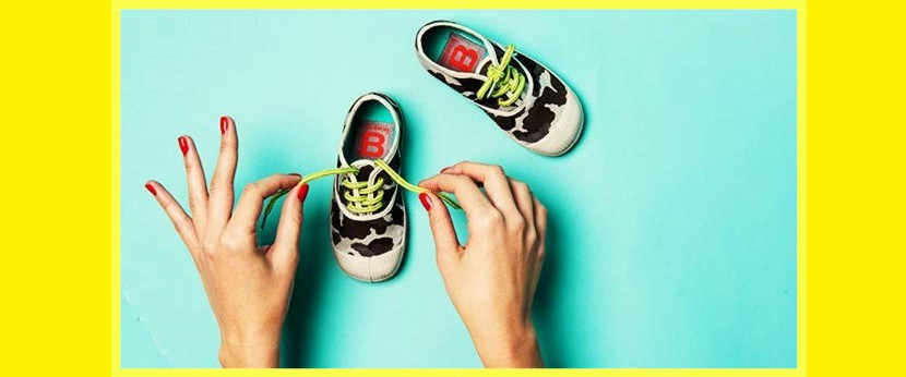 Zapatos Sarenza para los peques de la casa