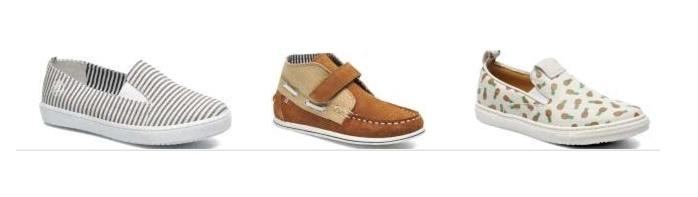 Zapatos para los pequeños terremotos