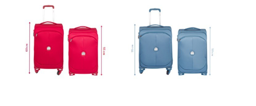 La maleta U-Lite Classic de Delsey