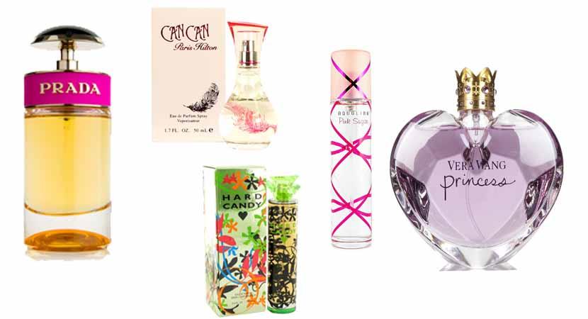 perfumes caramelo