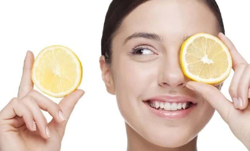 Limón para piel con manchas