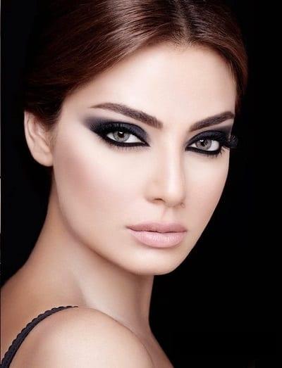 Maquillaje elegante