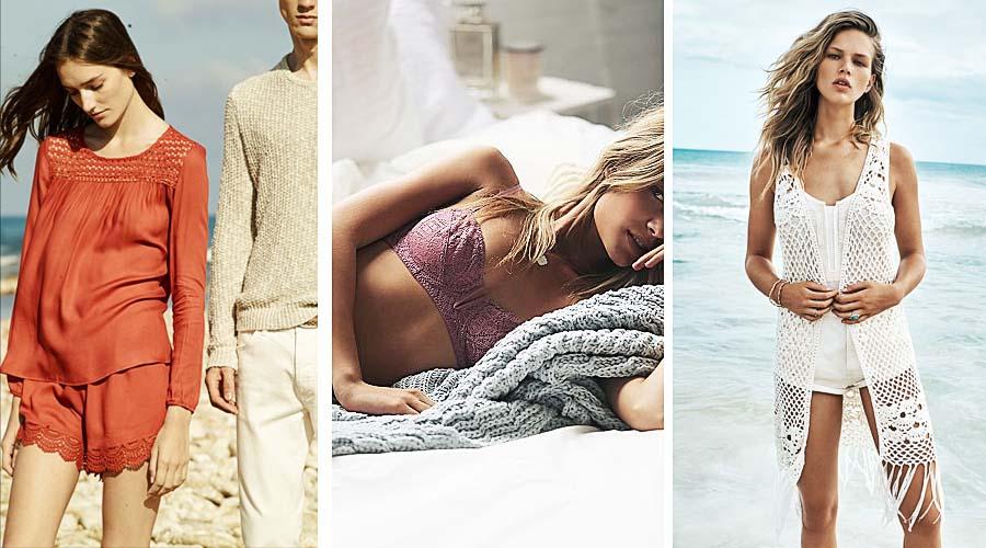 Crochet, tejido de moda