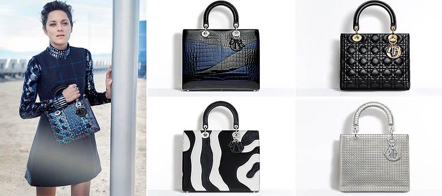 Bolsos Lady Dior