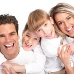 pareja feliz familia feliz