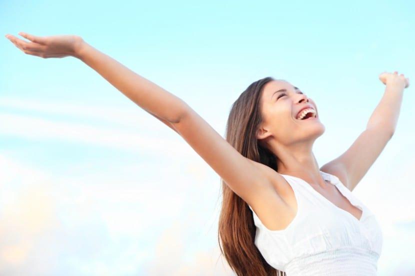 vivir la vida para ser feliz