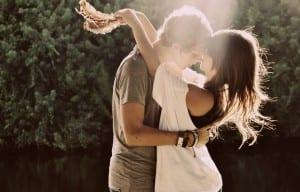 besos para parejas
