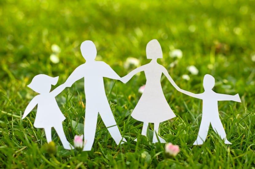 amor en familia