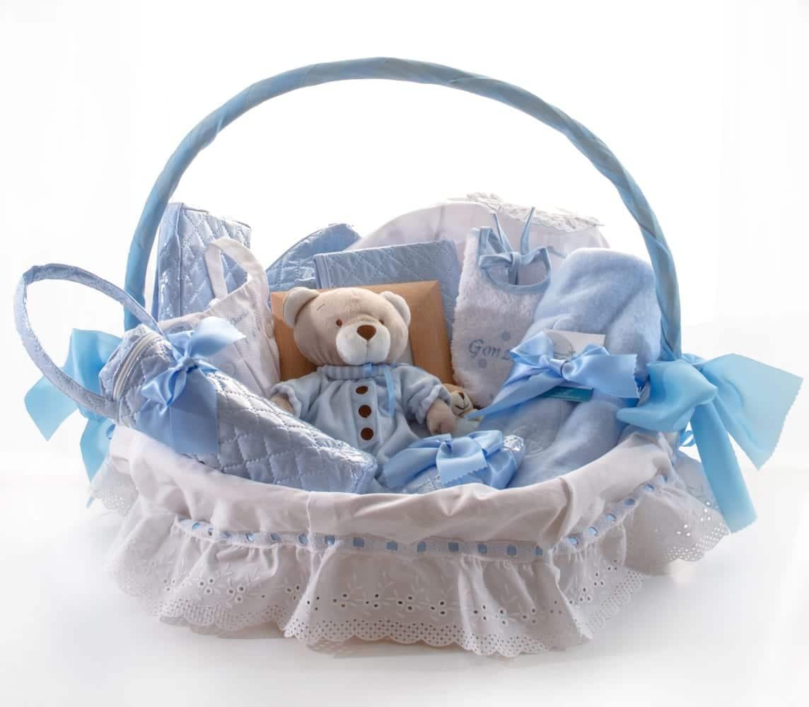 Errores que debes evitar al comprar una canastilla de beb - Como forrar cestas de mimbre ...