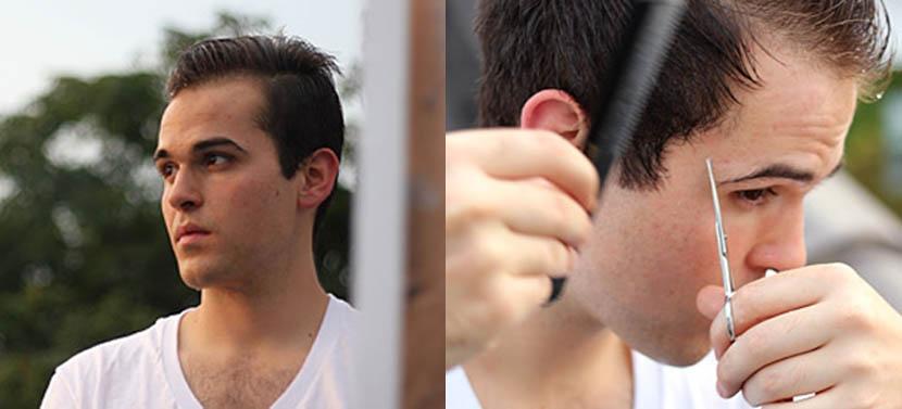 Como Cortar El Pelo Del Hombre - Cortar-pelo-hombre