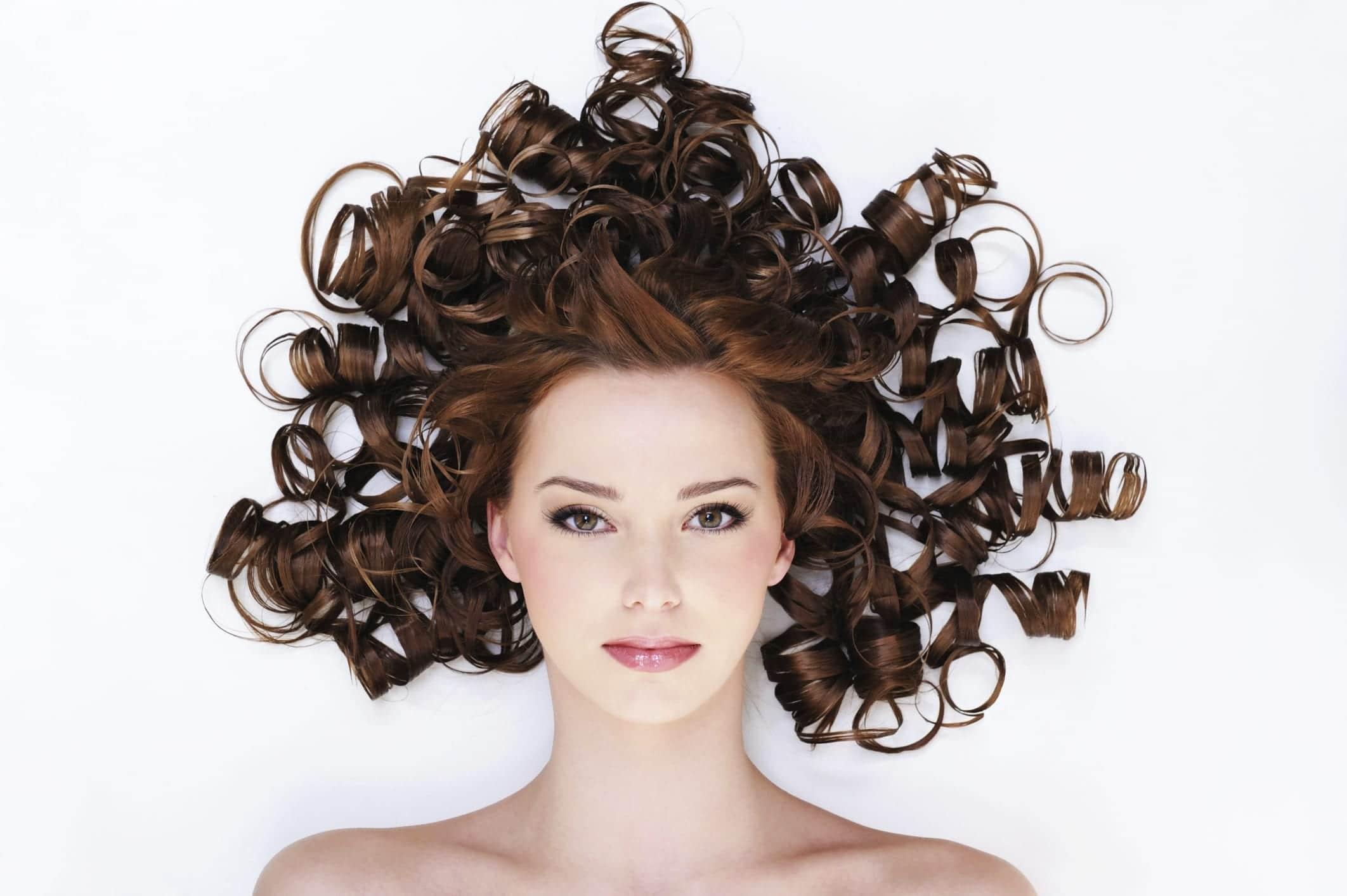 conseguir el pelo rizado sin calor