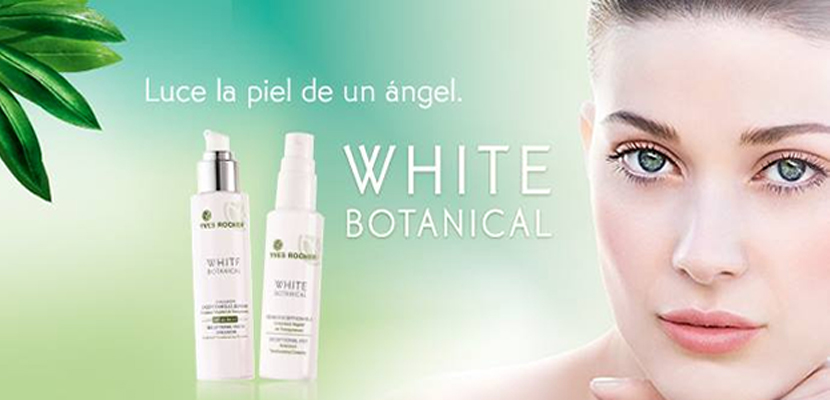 White Botanical de Yves Rocher