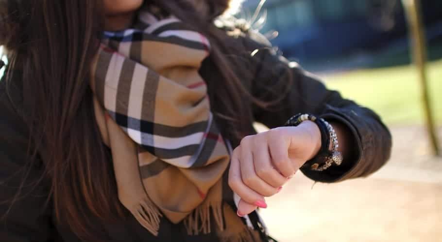 Bufandas para el otoño