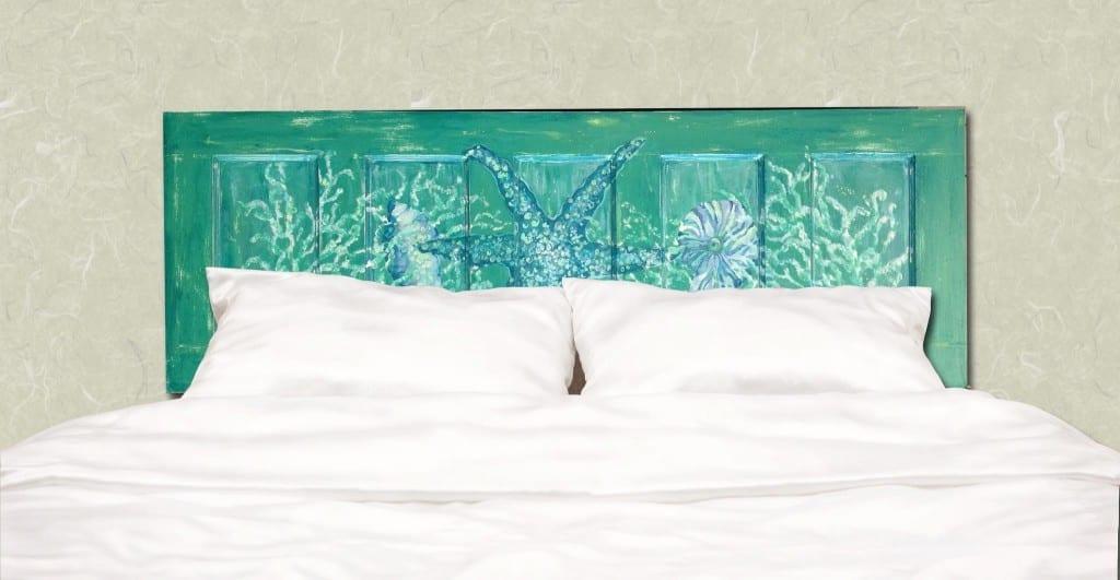 Ideas para tener un cabecero original y reciclado - Ideas para cabeceros de cama originales ...
