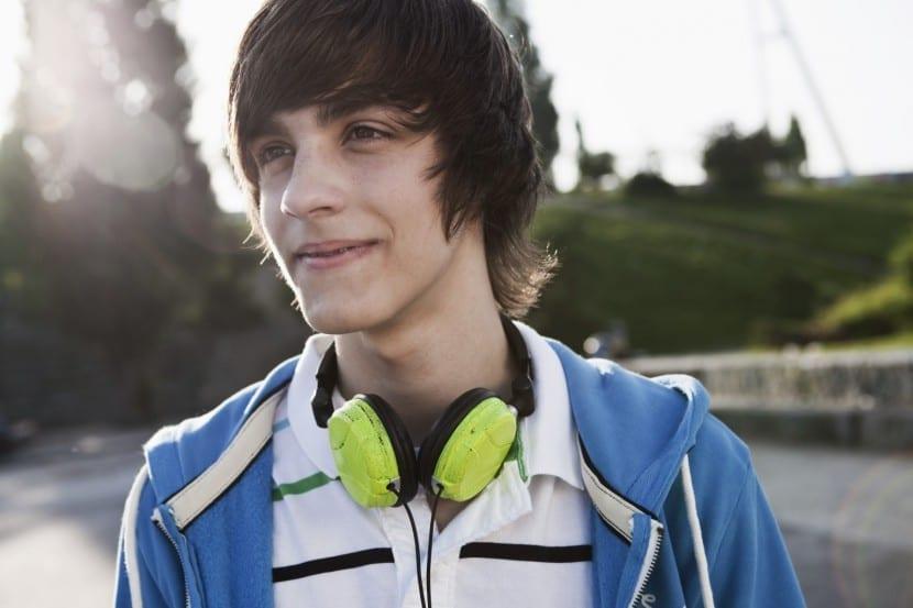 chico pubertad