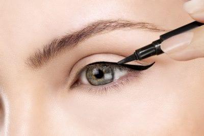 Cómo usar el eyeliner según tus ojos
