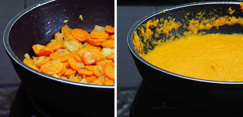 Lomos de merluza a la naranja