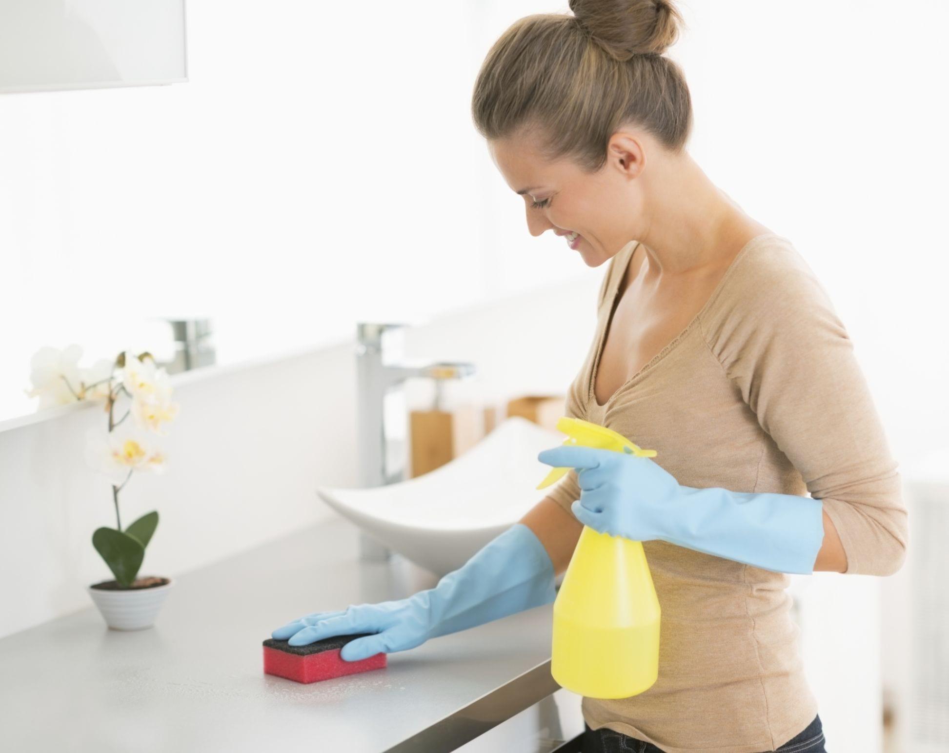 trucos de limpieza para manchas