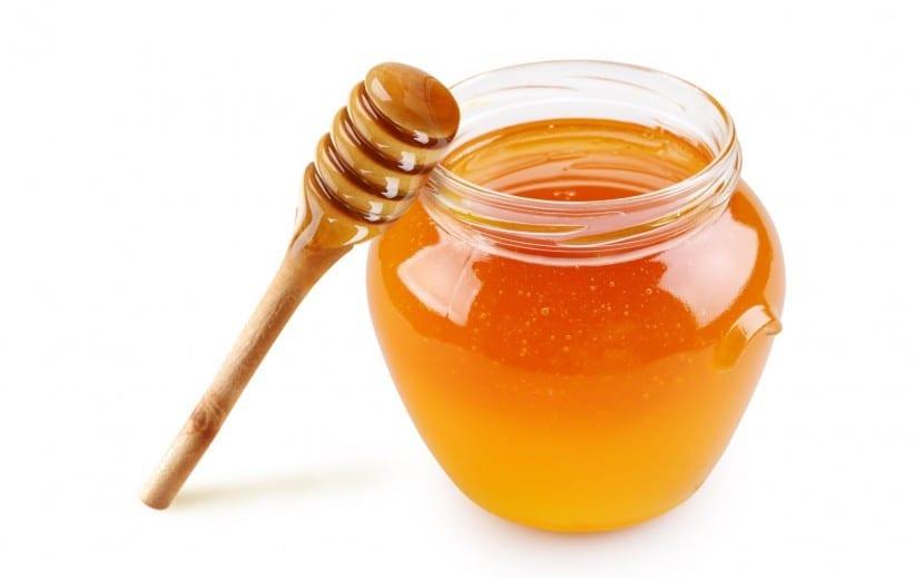 miel para belleza
