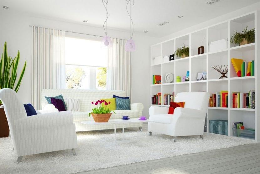 trucos de diseño para la sala de estar