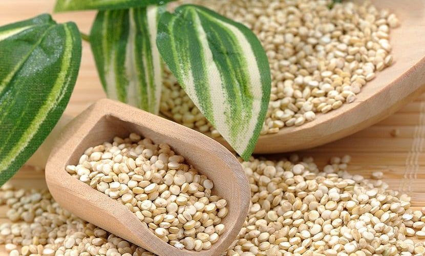Alimentos quinoa