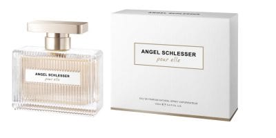 Angel Schlesser Pour Elle, una fragancia para disfrutar