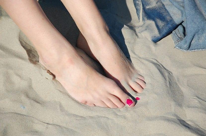 Ejercicios para adelgazar pies