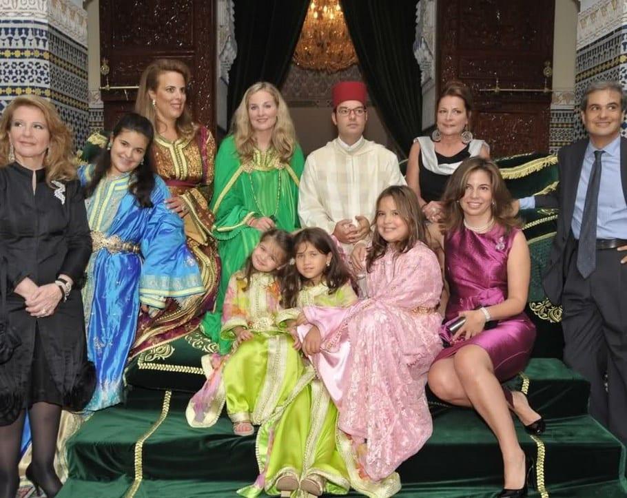 Boda marroquí