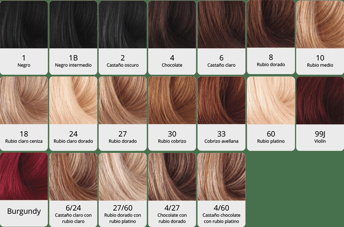 carta-colores-tonos-de-cabello-extensiones-cabello-natural-baratas