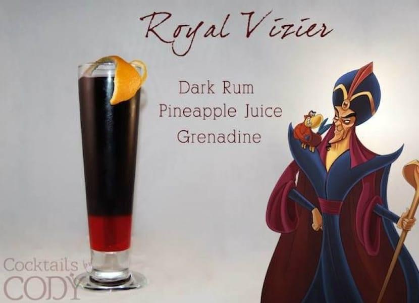 Bebida Vizier Aladdin