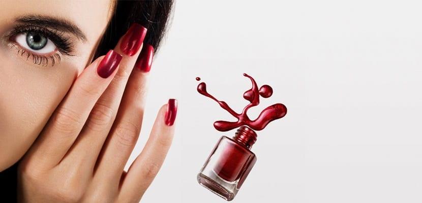 esmaltes uñas