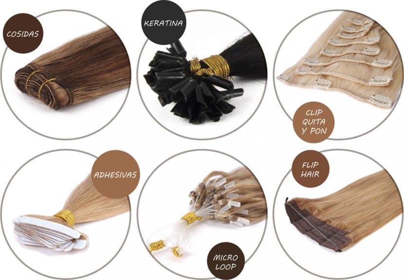 extensiones-cabello-natural-cosido-keratina-clip-quita-y-pon-adhesivas-micro-loop-flip-hair-baratas-mejor-precio